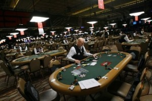 World-Series-of-Poker-July-2010-dealer-tables-300x200