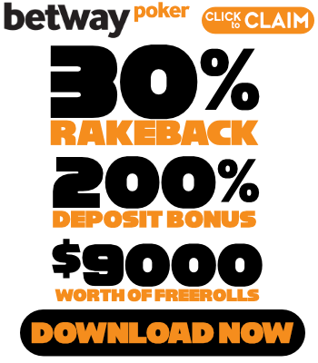 Betway Poker Download