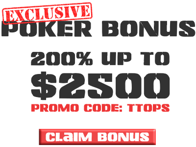 Exclusive BetOnline Poker Bonus