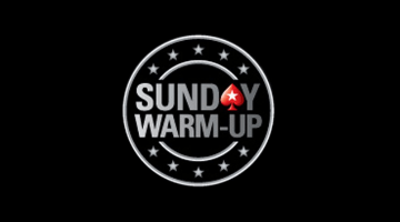 Pokerstars Sunday Warm-Up