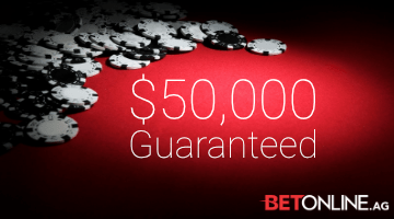 BetOnline Poker $50k Guaranteed
